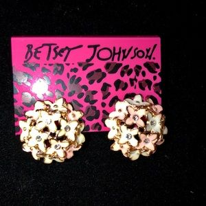 Betsey Johnson Jewelry - Betsy Johnson Earrings